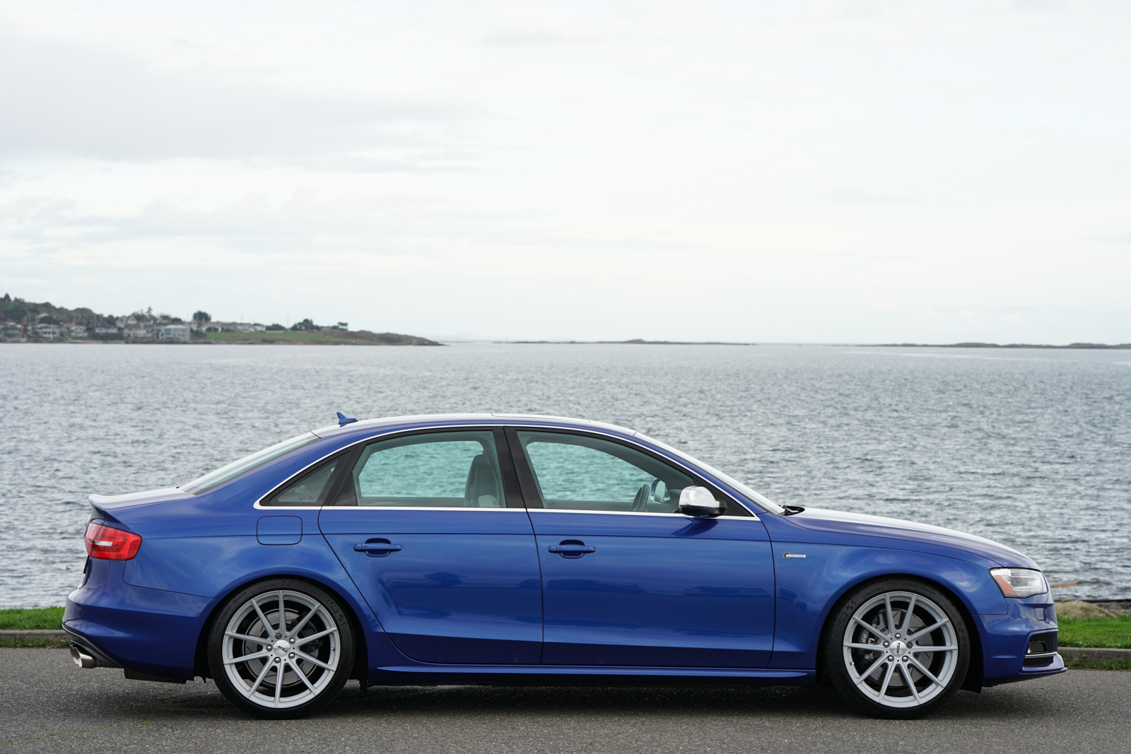 2015 Audi S4 3.0T Technik Quattro For Sale