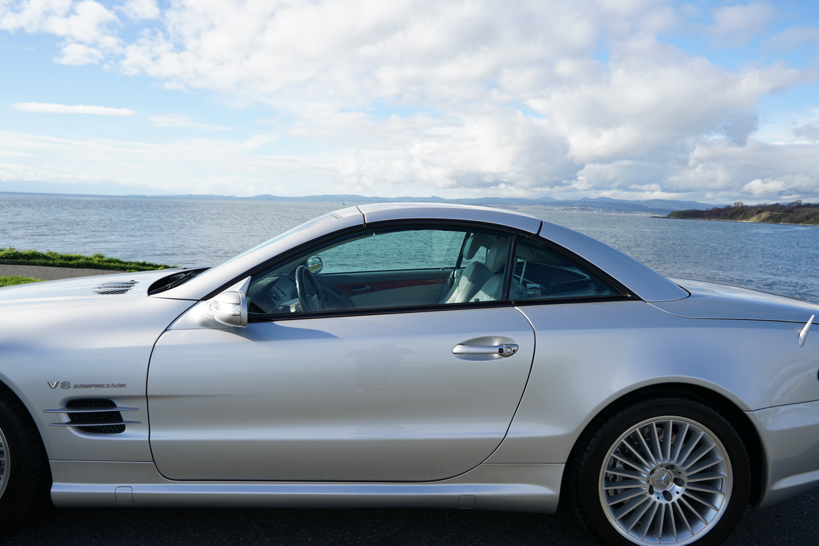 2004 Mercedes-Benz SL55 AMG for sale