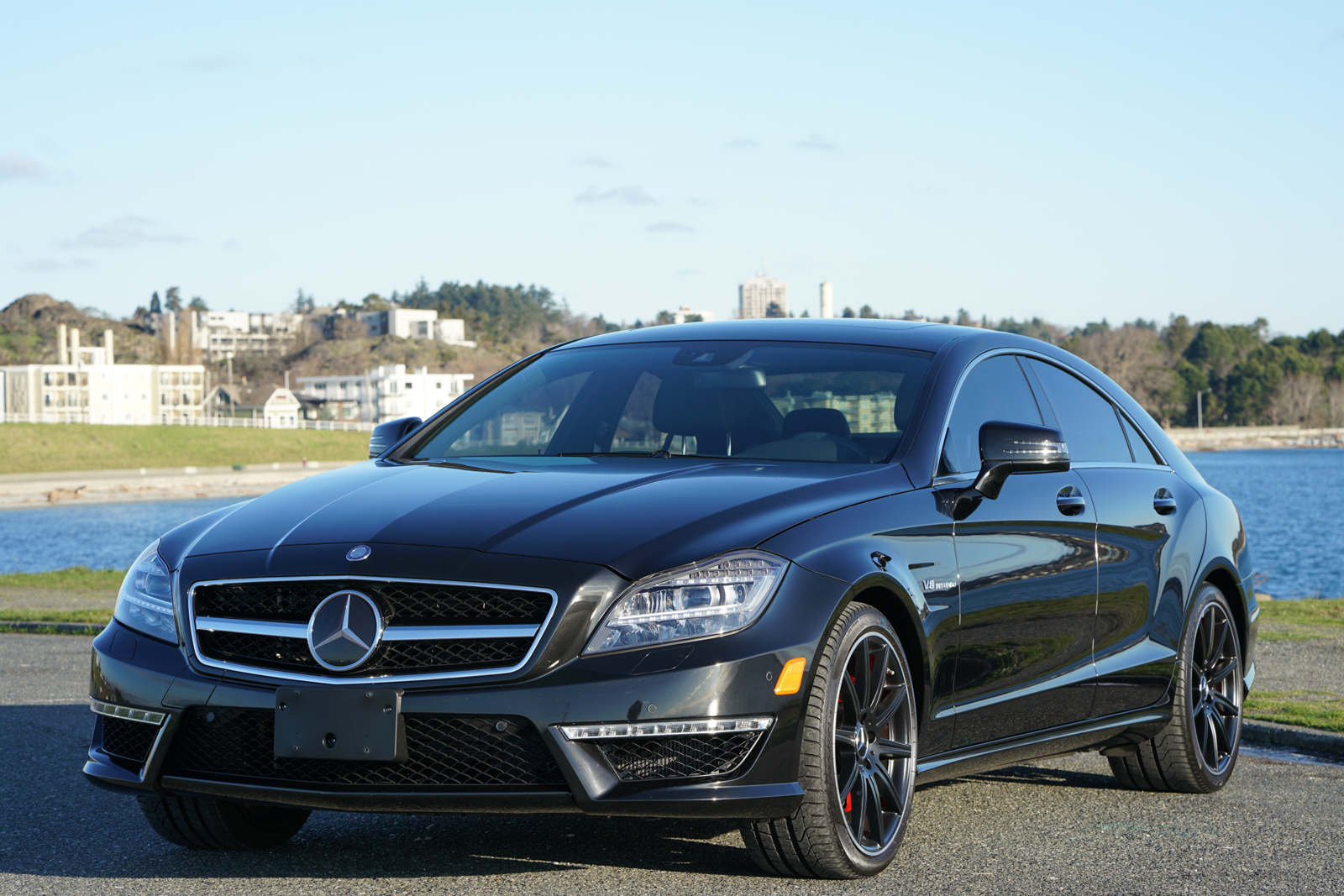 2014 mercedes benz cls 63 amg s model for sale silver