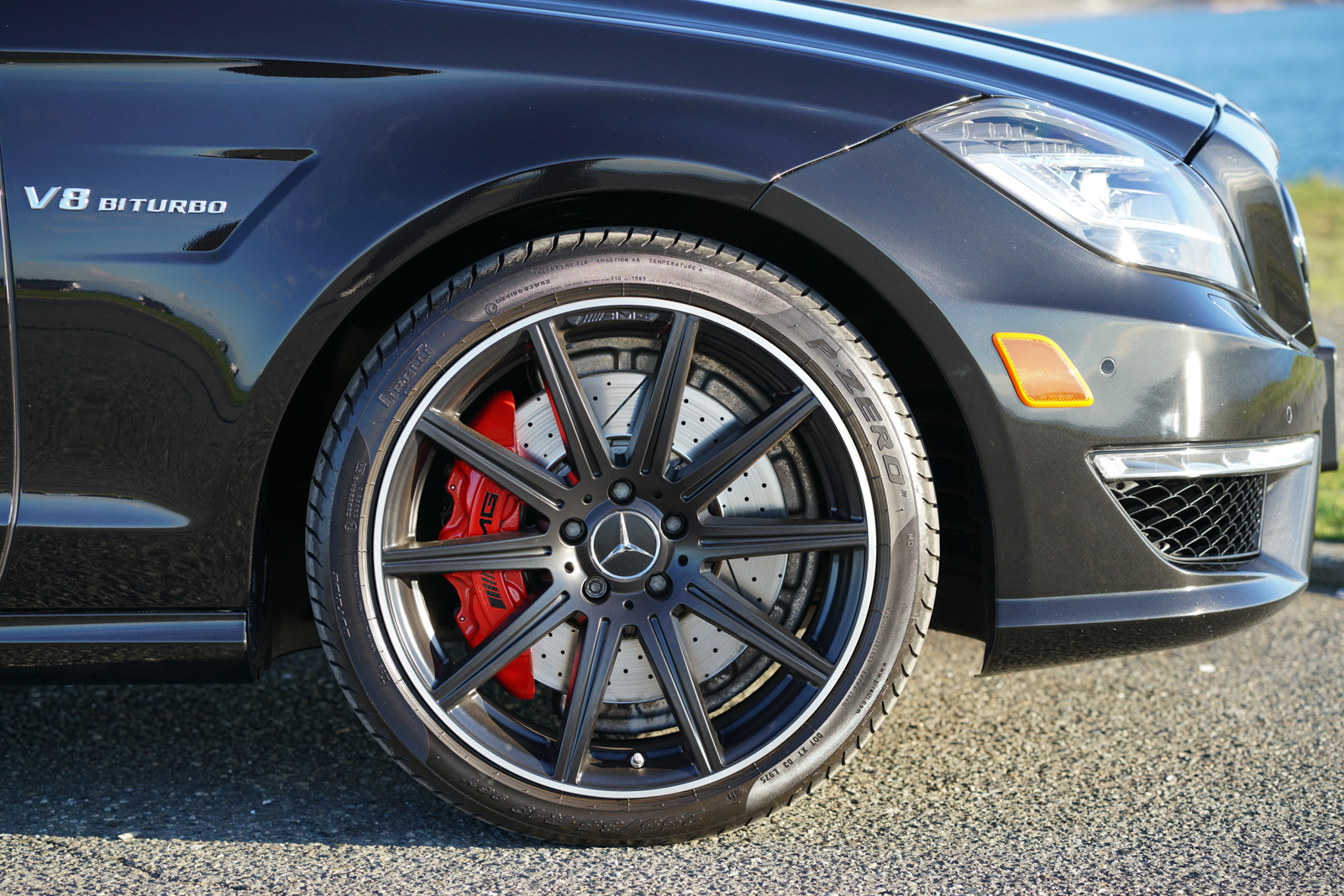 2014 Mercedes-Benz CLS 63 AMG S-Model 4Matic for sale