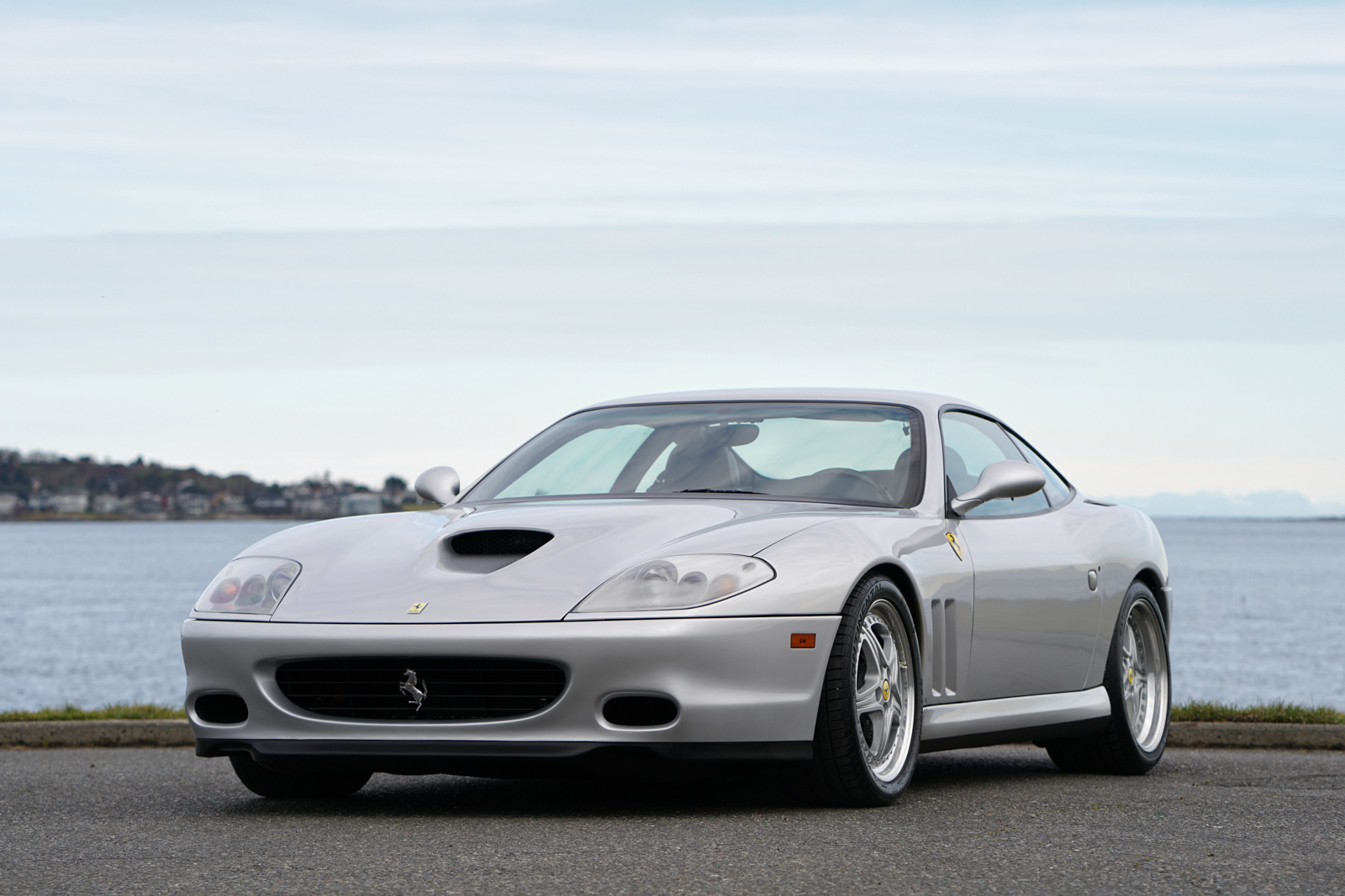 2002 Ferrari 575M Maranello F1 for sale