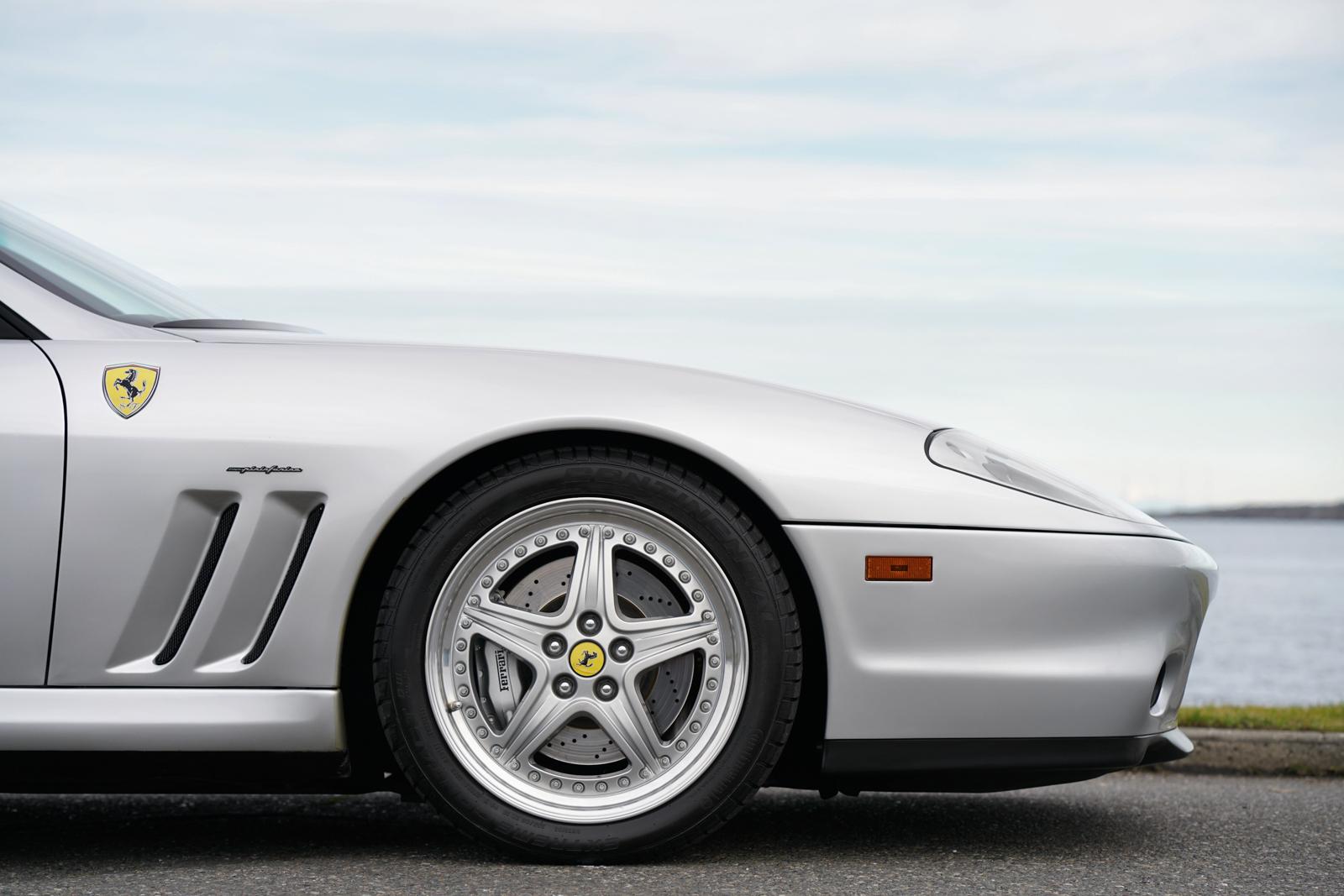2002 Ferrari 575M Maranello F1 for sale