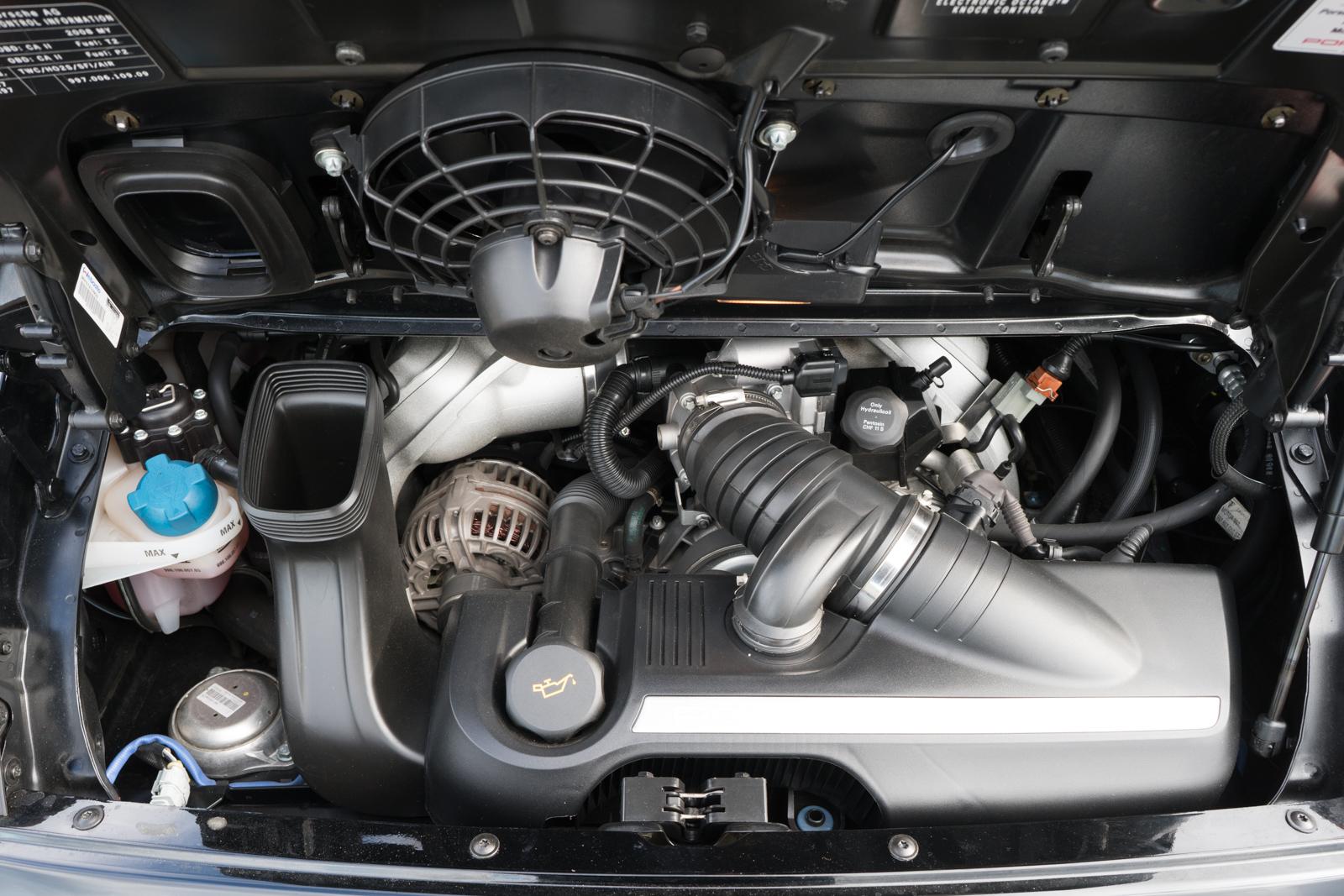 2008 Porsche 911 Targa 4S (997) for sale