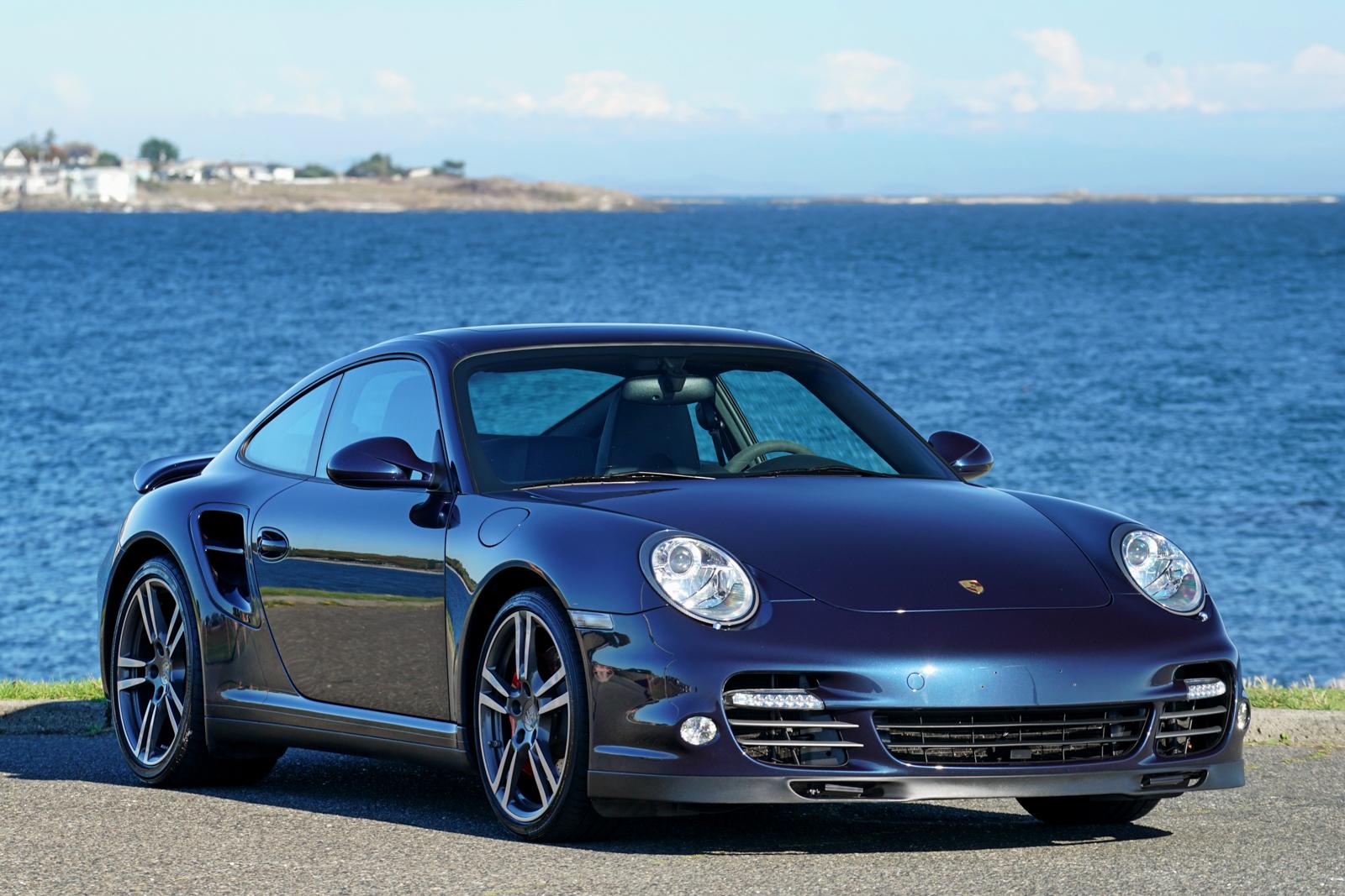 2010 porsche 911 turbo 997 silver arrow cars ltd. Black Bedroom Furniture Sets. Home Design Ideas