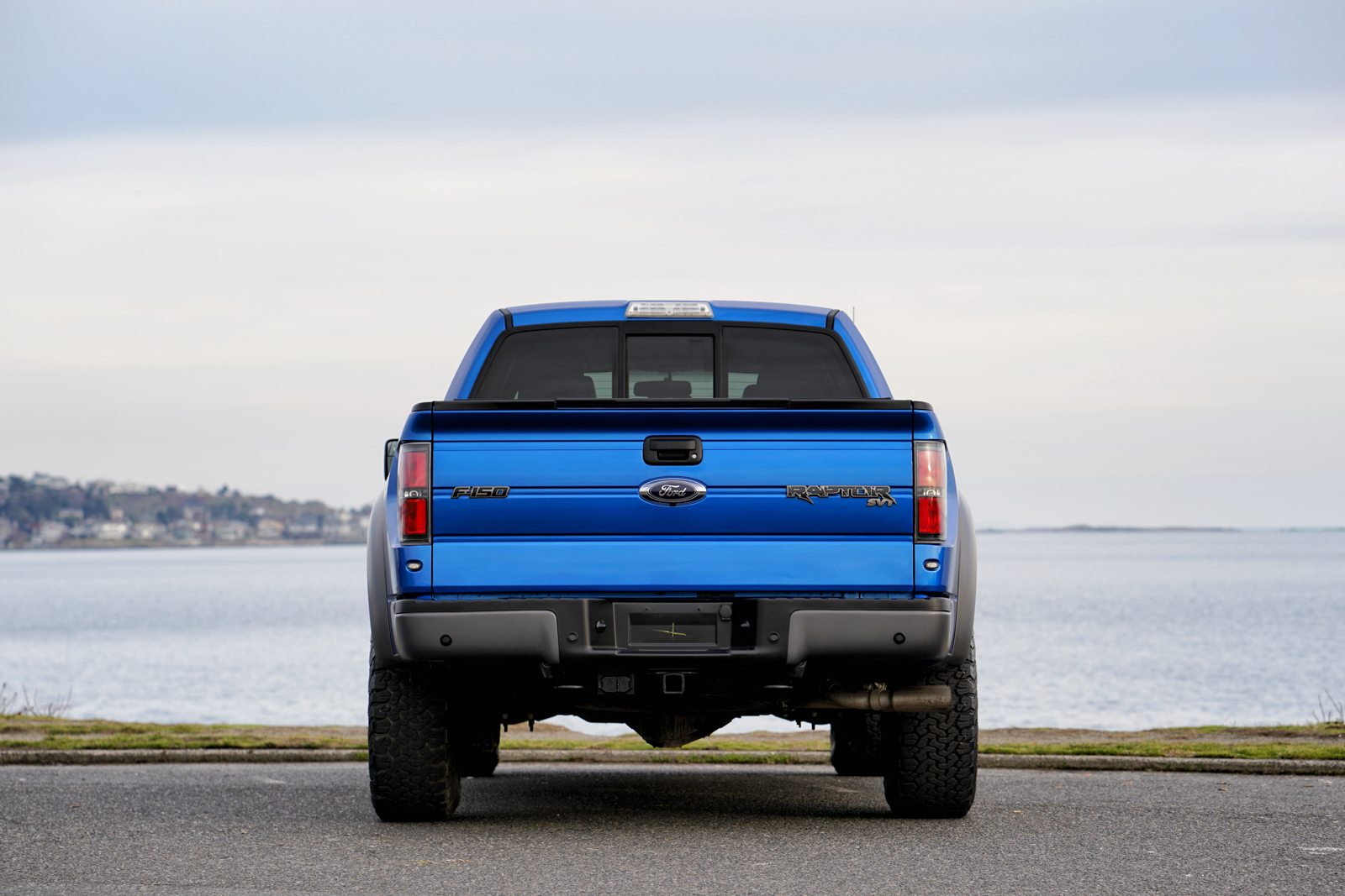 2013 Ford F-150 SVT Raptor for sale