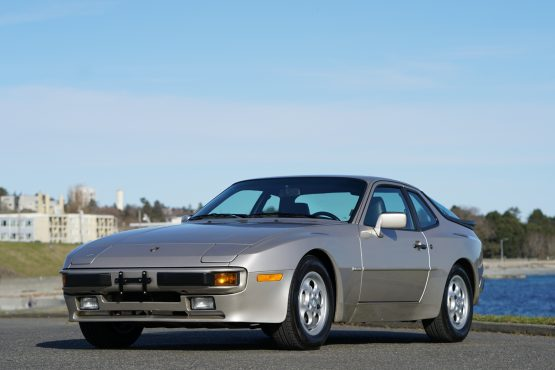 1987 Porsche 944S For Sale | Silver Arrow Cars Ltd.