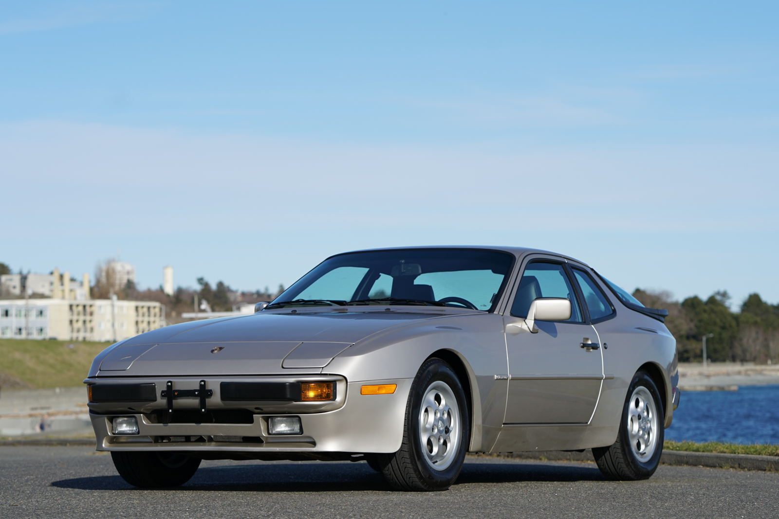 1987 Porsche 944 S Coupe For