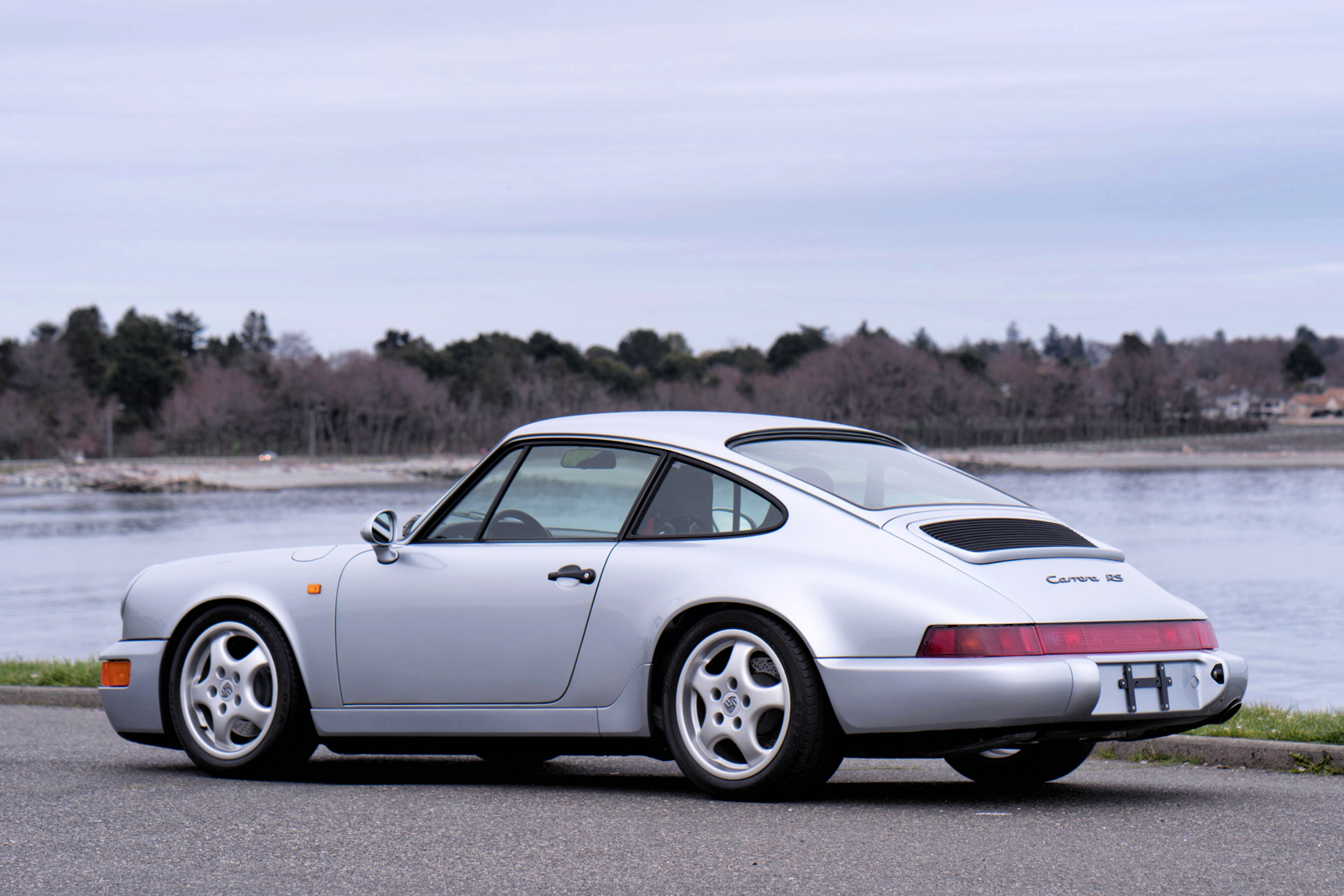 1992 porsche 964 carrera rs m001 for sale silver arrow. Black Bedroom Furniture Sets. Home Design Ideas