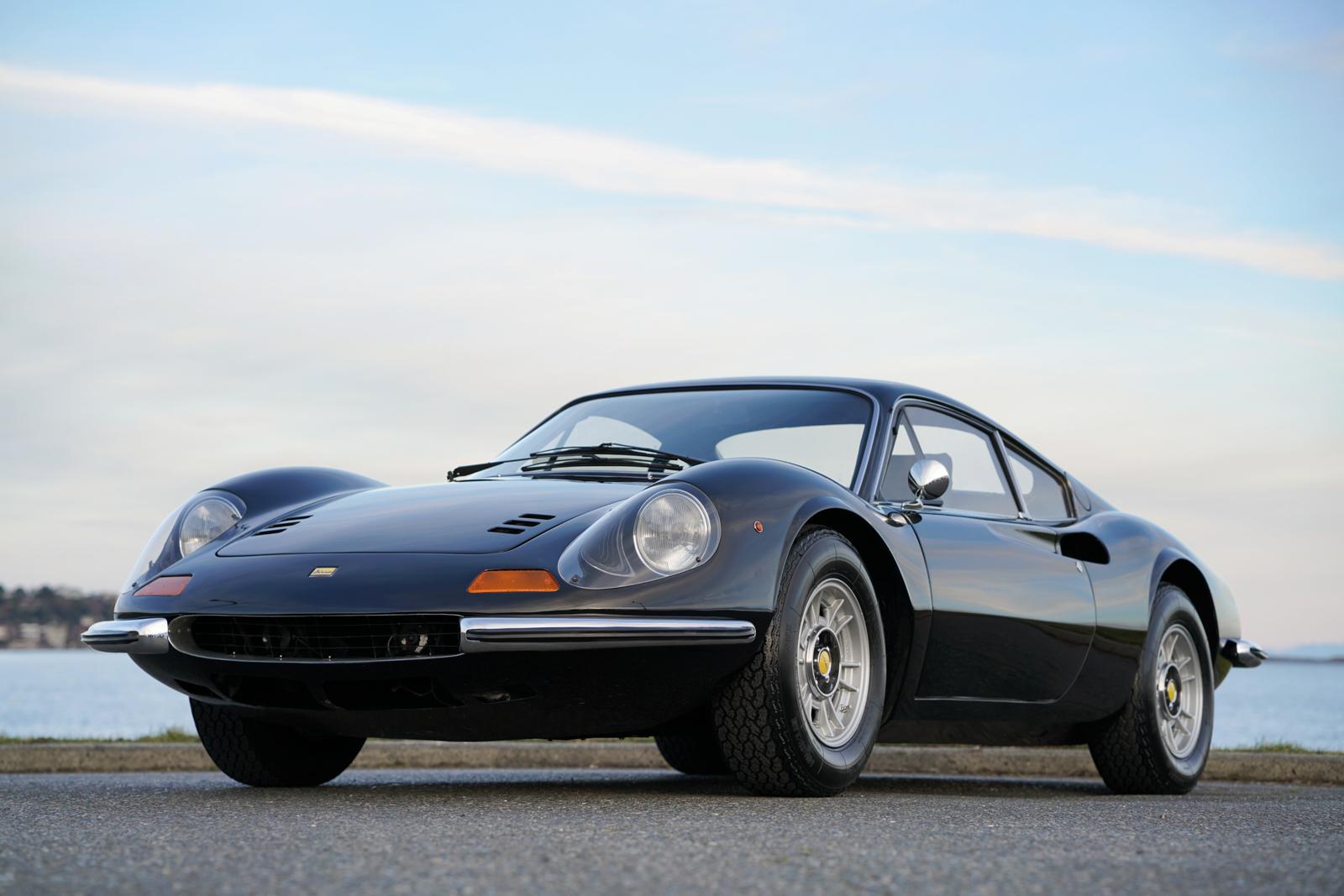 1971 Ferrari 246 GT Dino for sale