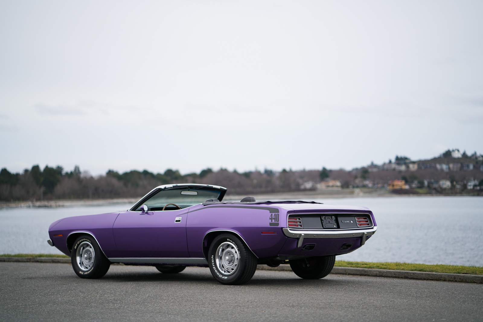 1970 Plymouth 'Cuda 440 for sale
