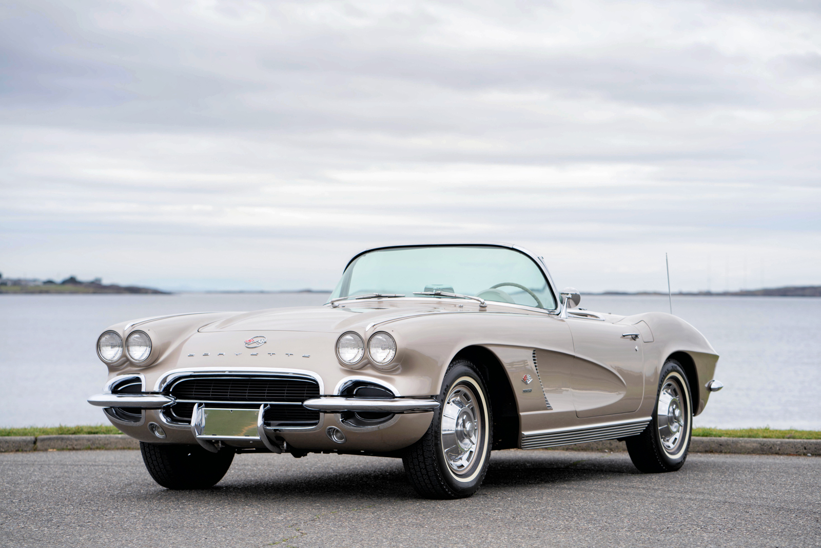 1962 Chevrolet Corvette Fuelie For Sale | Silver Arrow Cars Ltd ...