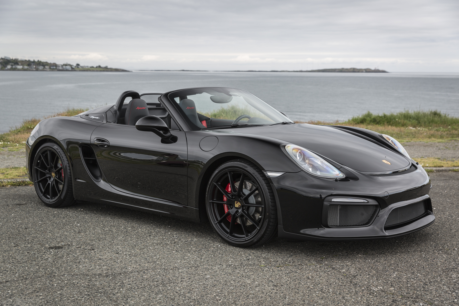 2016 porsche boxster spyder silver arrow cars ltd. Black Bedroom Furniture Sets. Home Design Ideas