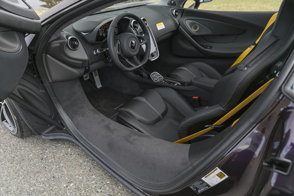 2017 McLaren 570GT for sale