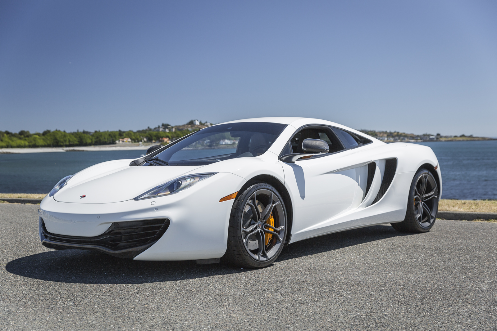 2012 McLaren MP4-12C for sale