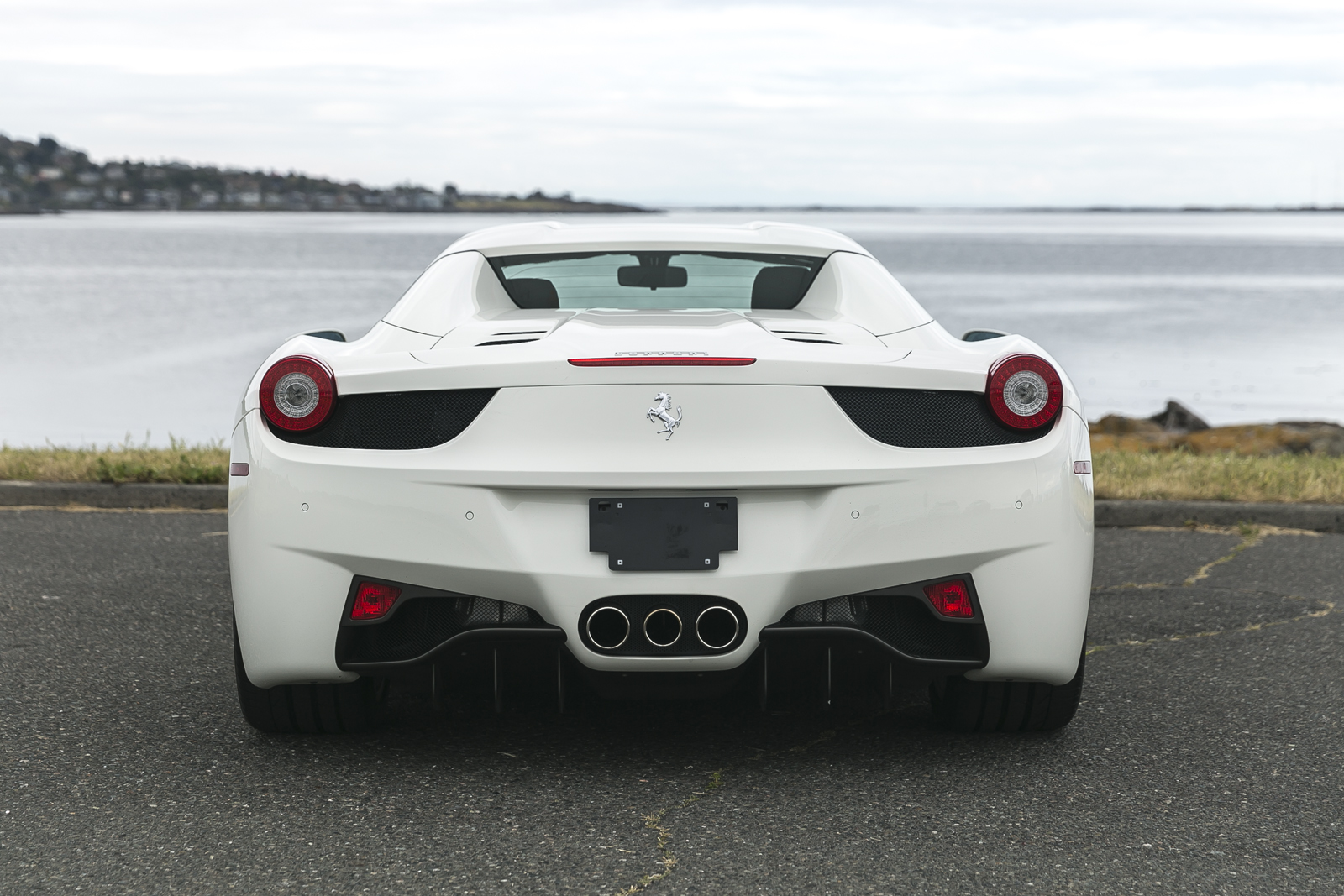 2012 Ferrari 458 Spider for sale