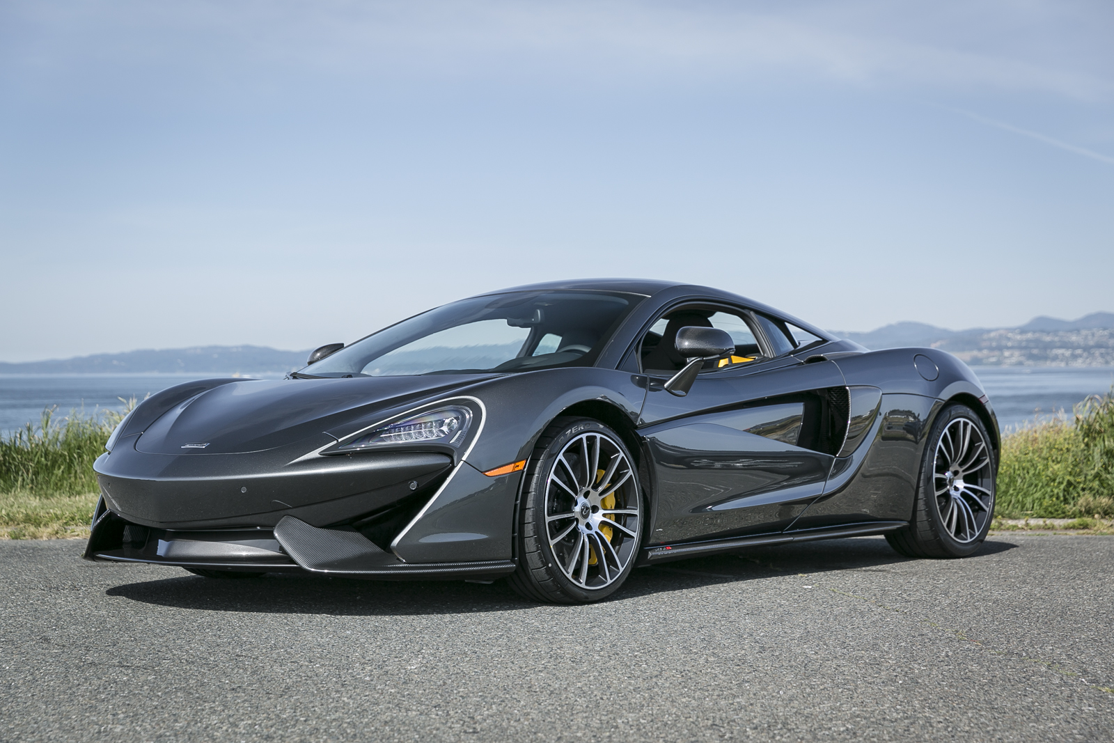 2017 Mclaren 570s Coupe For