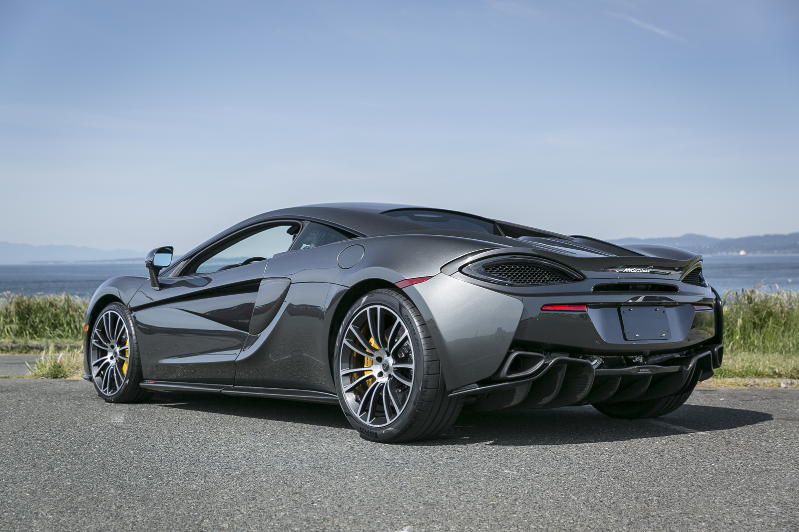 2017 McLaren 570S Coupe for sale