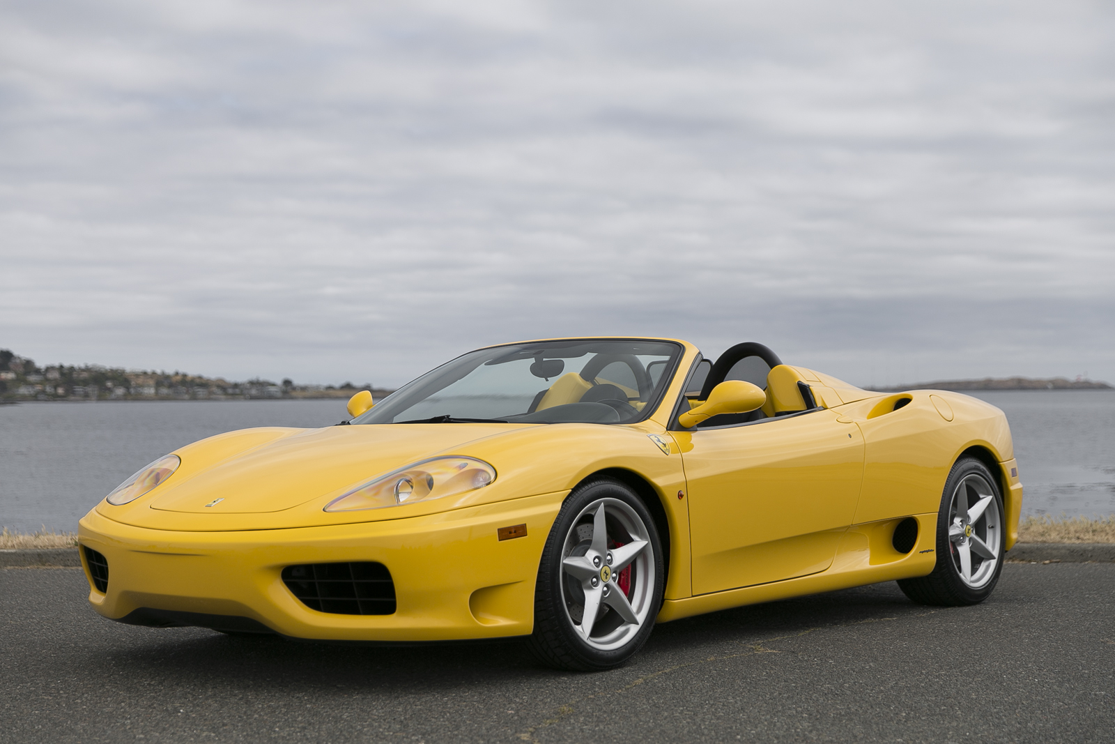 2002 Ferrari 360 Spider F1 for sale