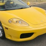 2002 Ferrari 360 Spider F1 for sale