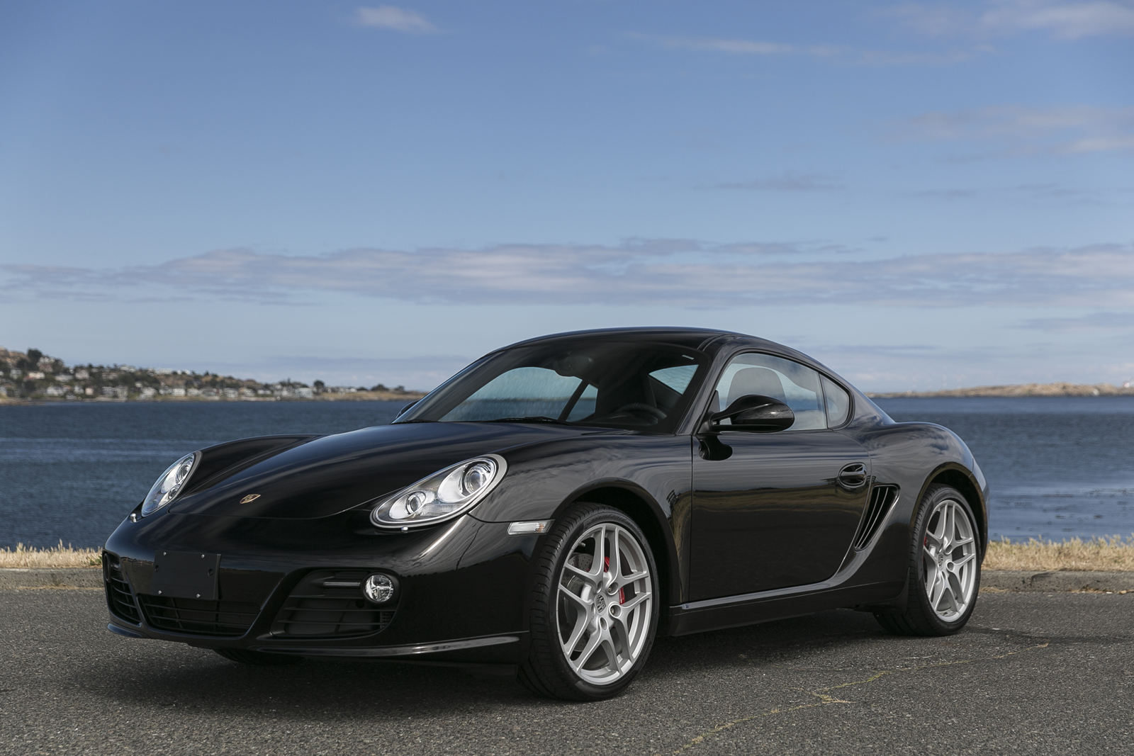Porsche Cayman S PDK Black on Black in Victoria, BC, Silver Arrow Cars