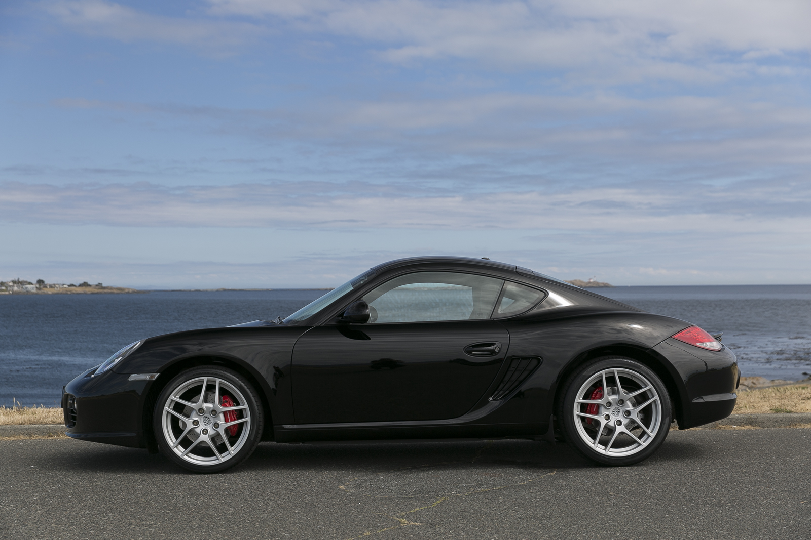 porsche cayman s pdk black on black in victoria bc silver arrow cars. Black Bedroom Furniture Sets. Home Design Ideas