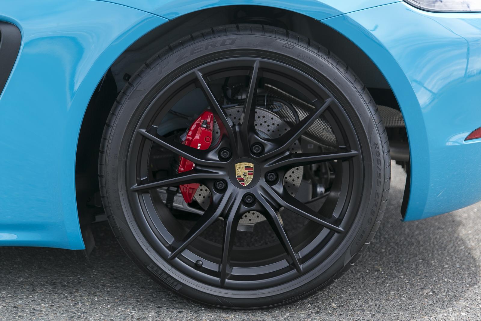 2017 Porsche 718 Cayman S for sale
