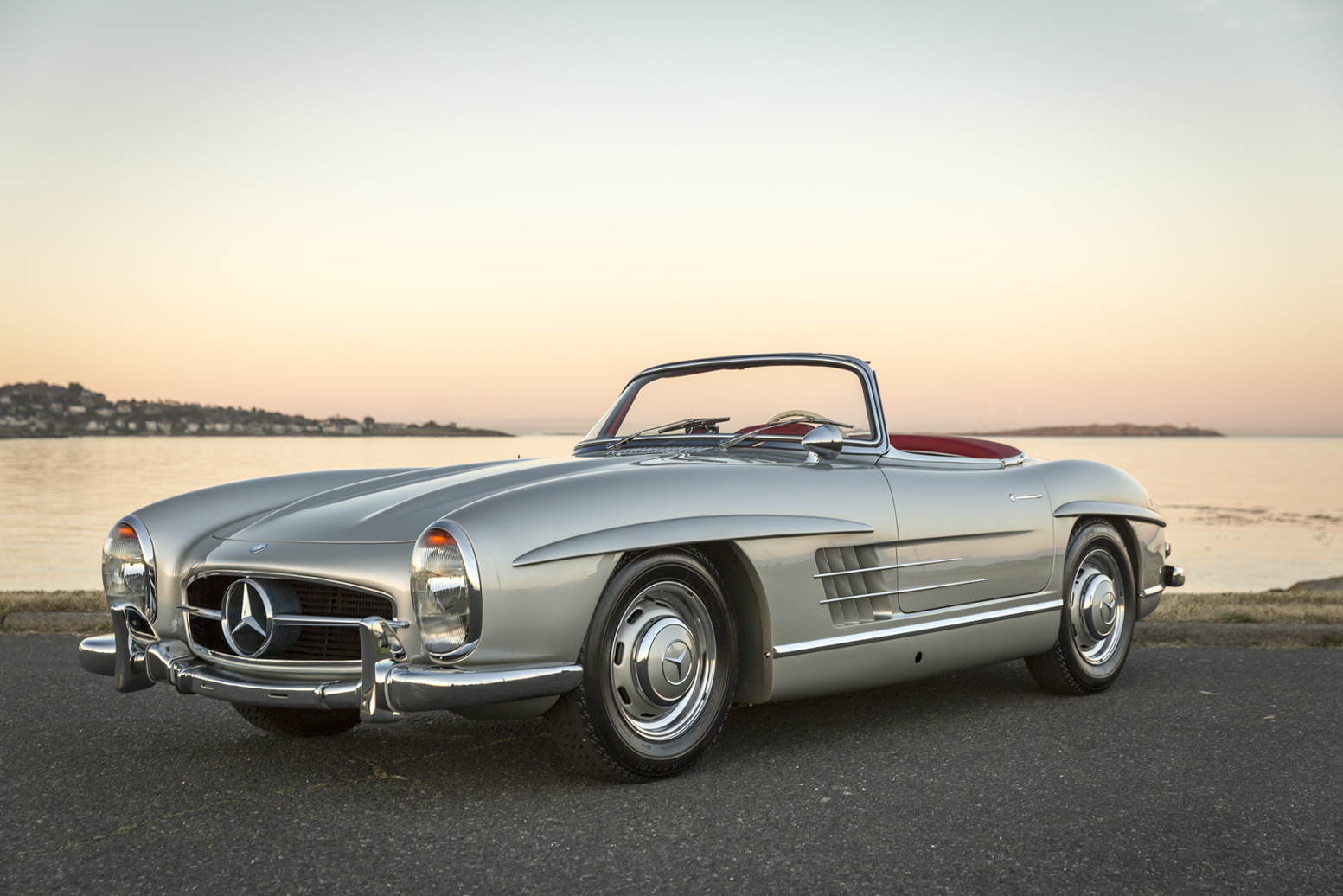 1958 Mercedes-Benz 300SL Roadster for sale