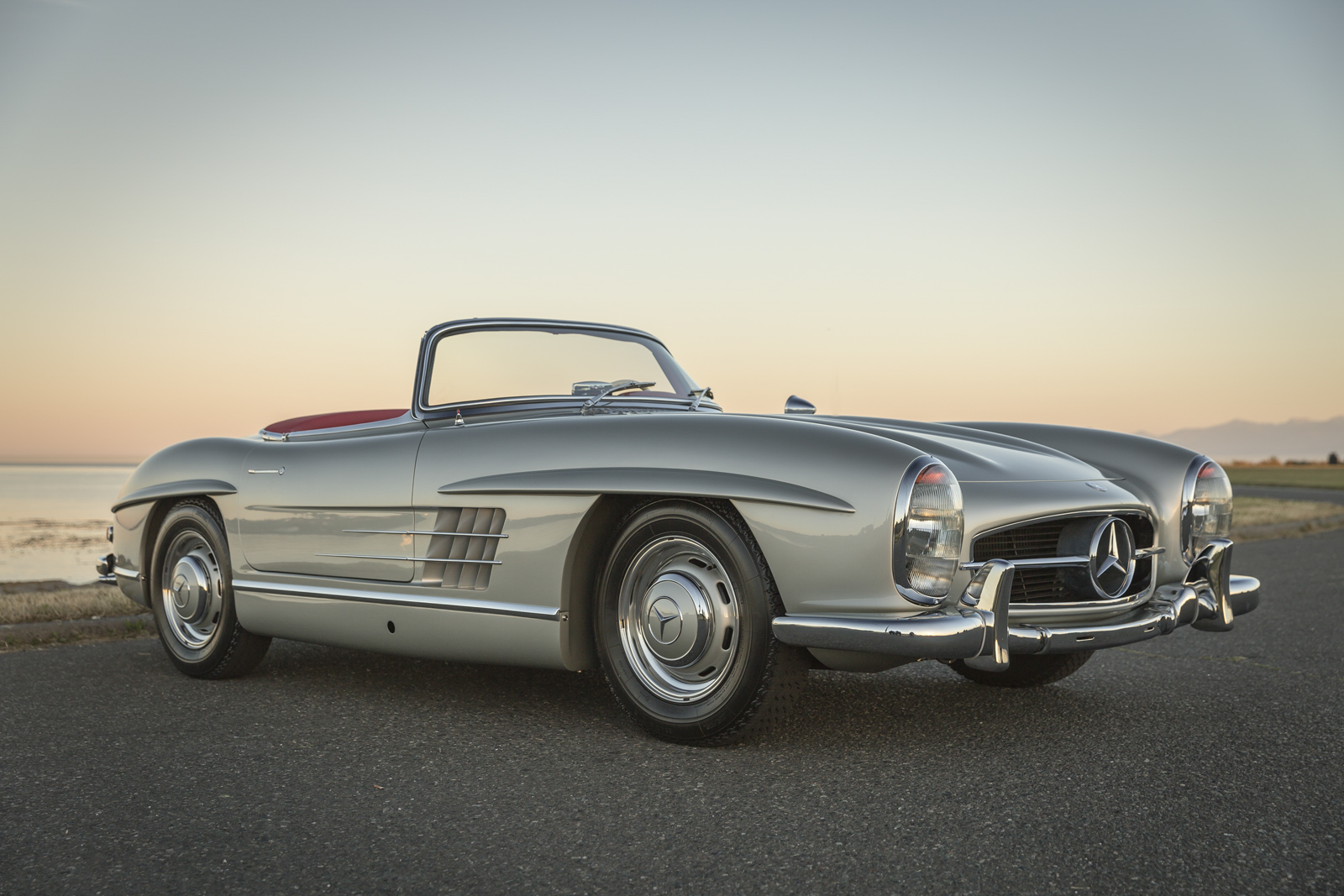 1958 mercedes benz 300sl roadster silver arrow cars ltd for Mercedes benz 300sl for sale