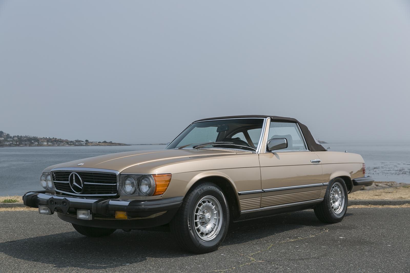 1982 mercedes benz 380sl silver arrow cars ltd for Mercedes benz 380sl