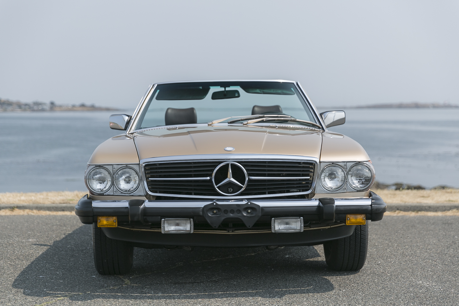 1982 mercedes benz 380sl silver arrow cars ltd for Mercedes benz silver