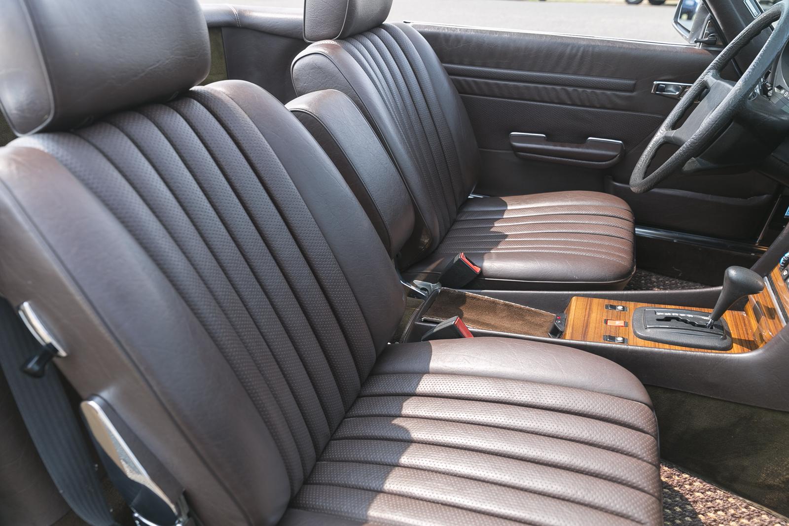 1982 Mercedes-Benz 380SL for sale