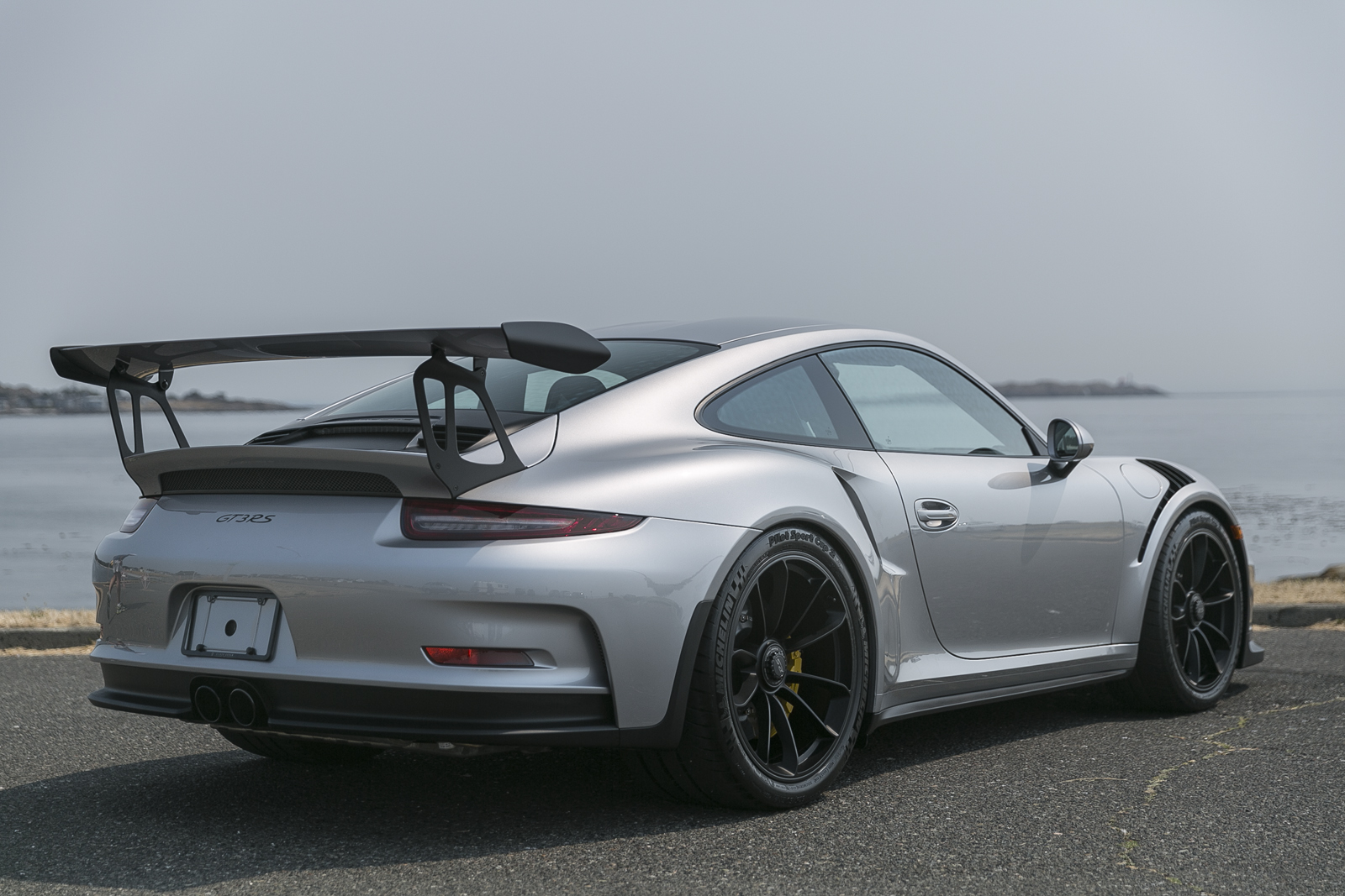 2016 porsche gt3 rs silver arrow cars ltd victoria bc