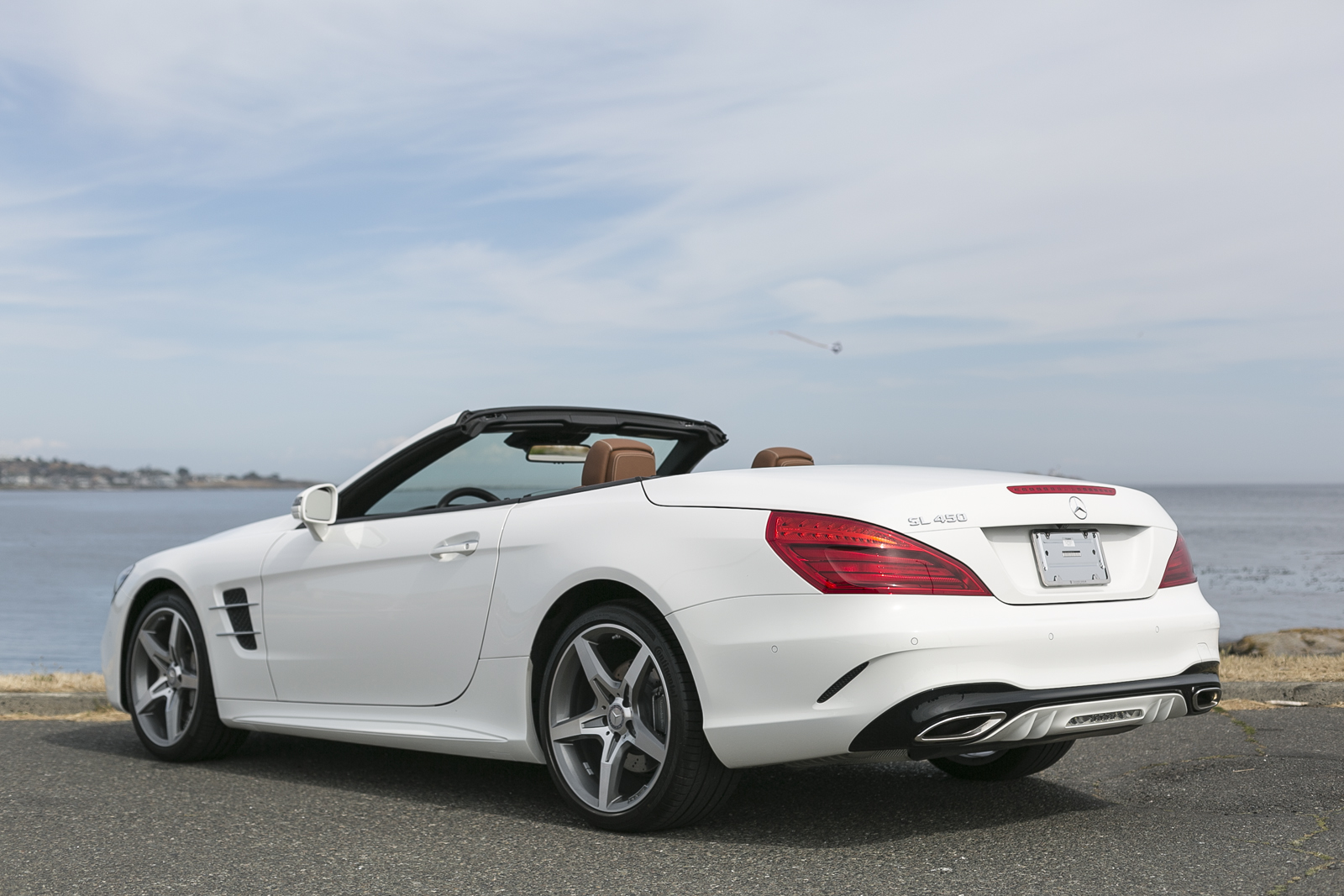2017 mercedes benz sl450 roadster silver arrow cars ltd for Convertible mercedes benz 2017