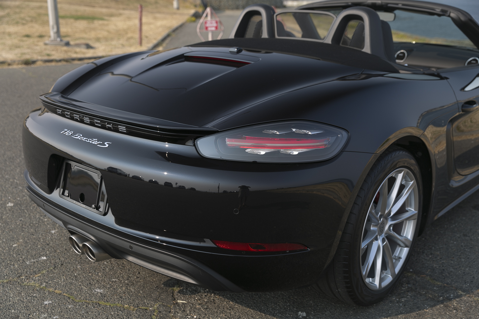 2017 Porsche 718 Boxster S PDK for sale