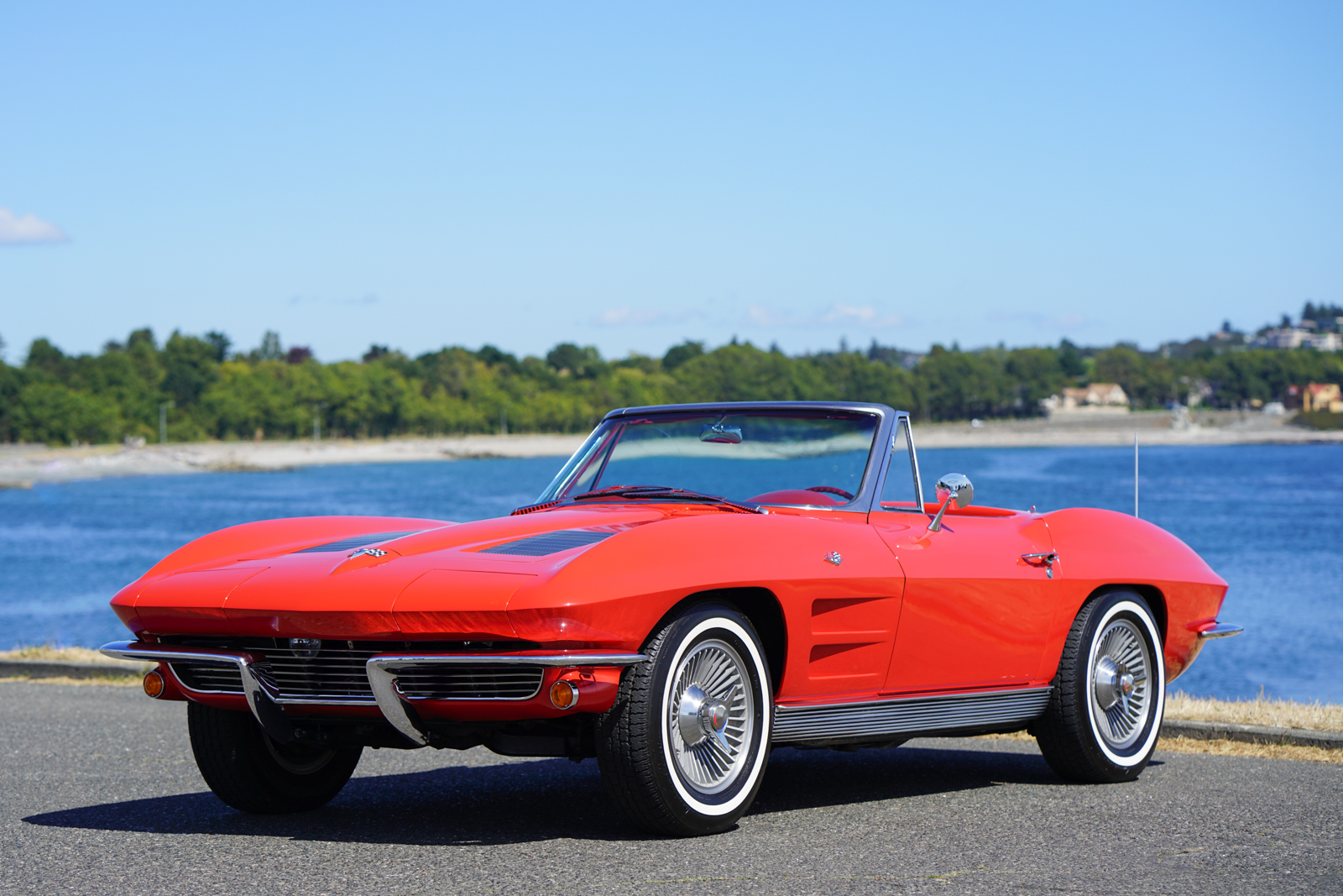 1963 Chevrolet Corvette Sting Ray Convertible for sale