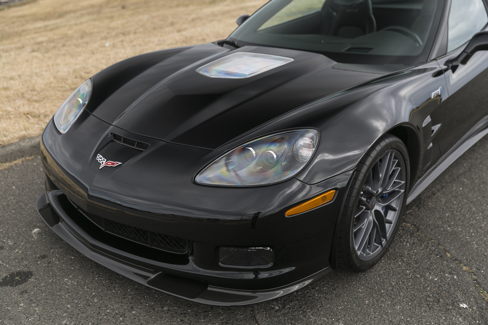 2011 chevrolet corvette zr1 c6