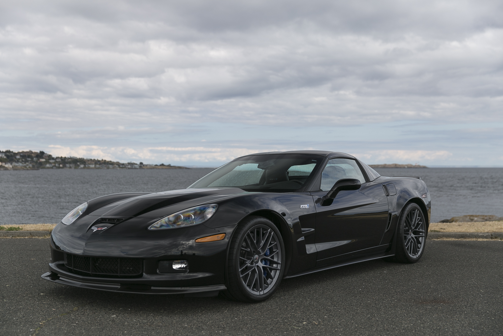2011 Chevrolet Corvette ZR1 C6 for sale