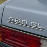 1989 Mercedes-Benz 560SL for sale