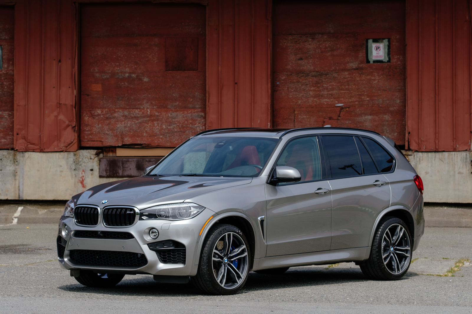 2017 Bmw X5 M For