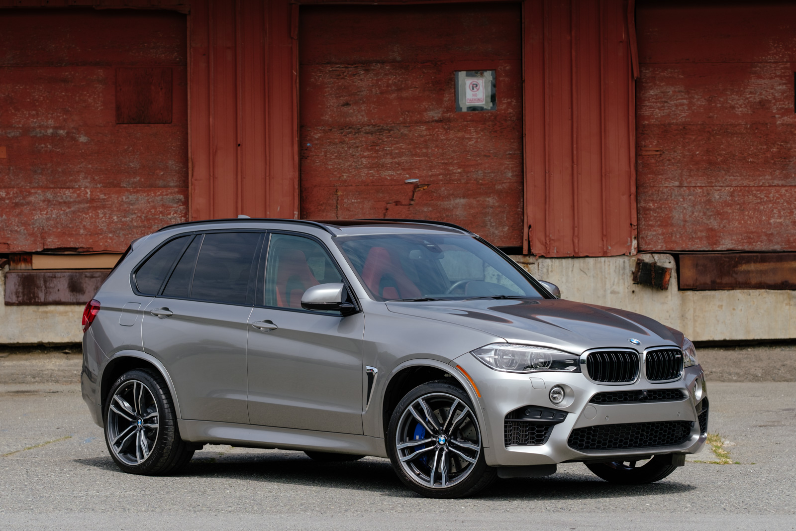 2017 bmw x5 m for sale in victoria bc at silver arrow. Black Bedroom Furniture Sets. Home Design Ideas