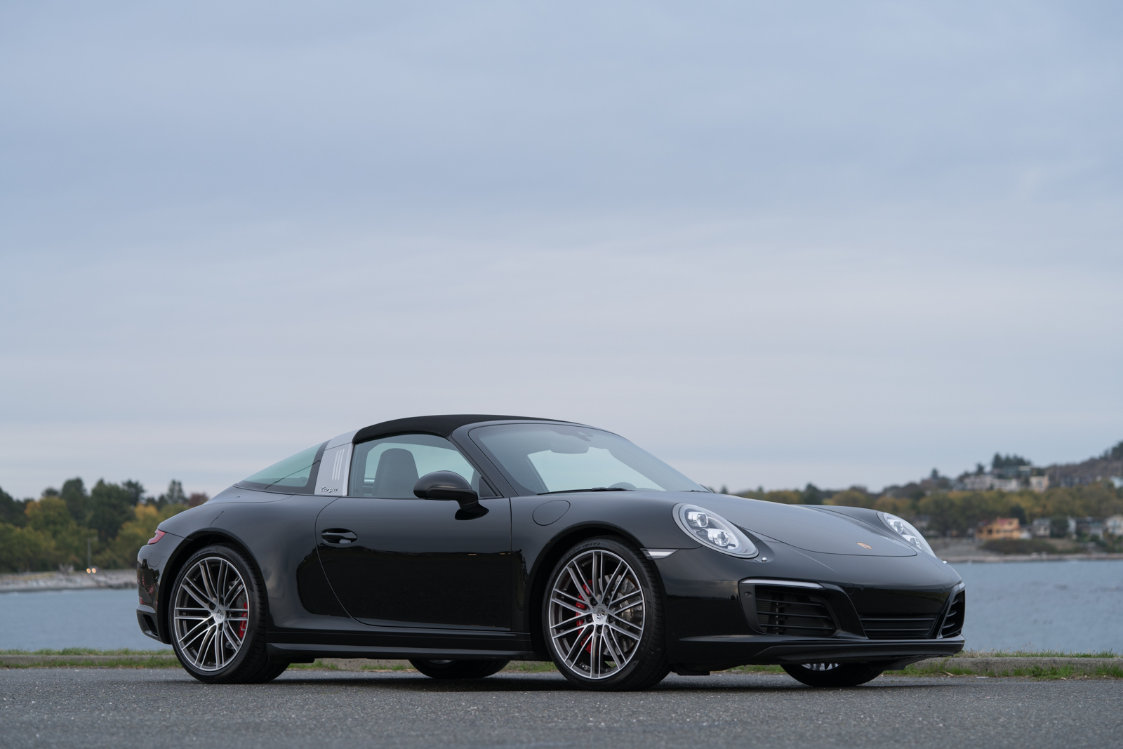2017 porsche 911 targa 4s for sale in victoria bc silver arrow cars. Black Bedroom Furniture Sets. Home Design Ideas
