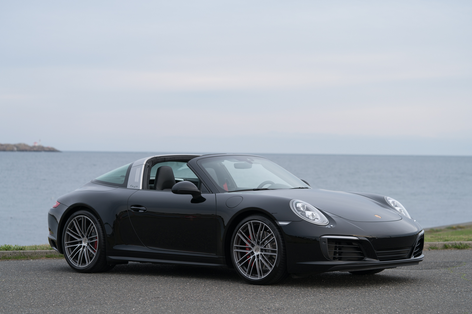 2017 porsche 911 targa 4s for sale in victoria bc silver. Black Bedroom Furniture Sets. Home Design Ideas