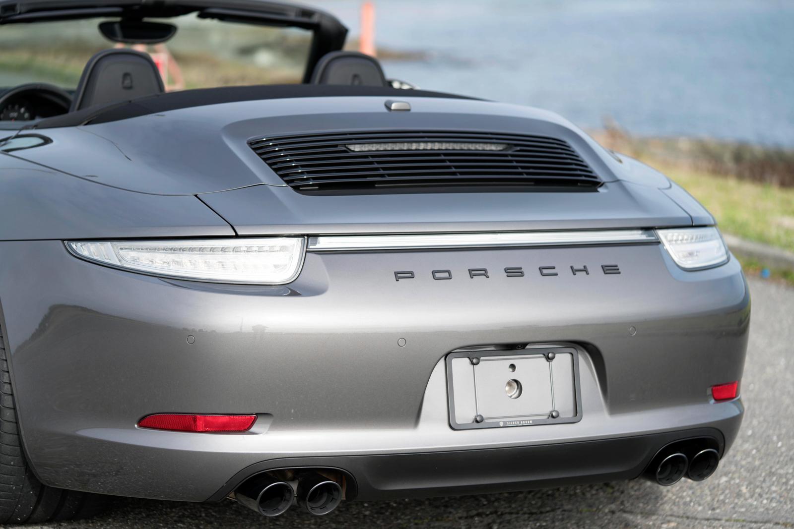 2015 porsche 911 carrera 4 gts cabriolet pdk silver arrow cars ltd. Black Bedroom Furniture Sets. Home Design Ideas