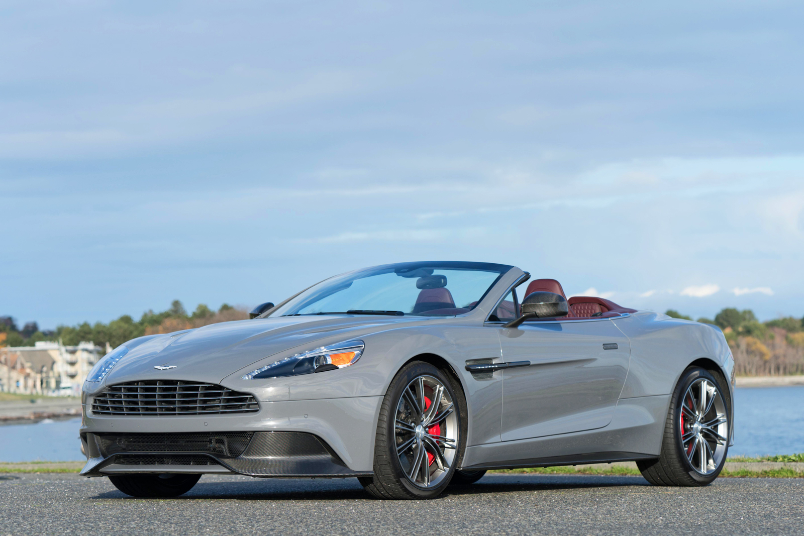 2014 Aston Martin Vanquish Volante for sale