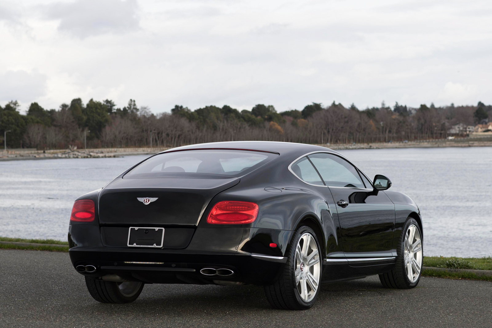 2013 Bentley Continental Gt V8 Silver Arrow Cars Ltd