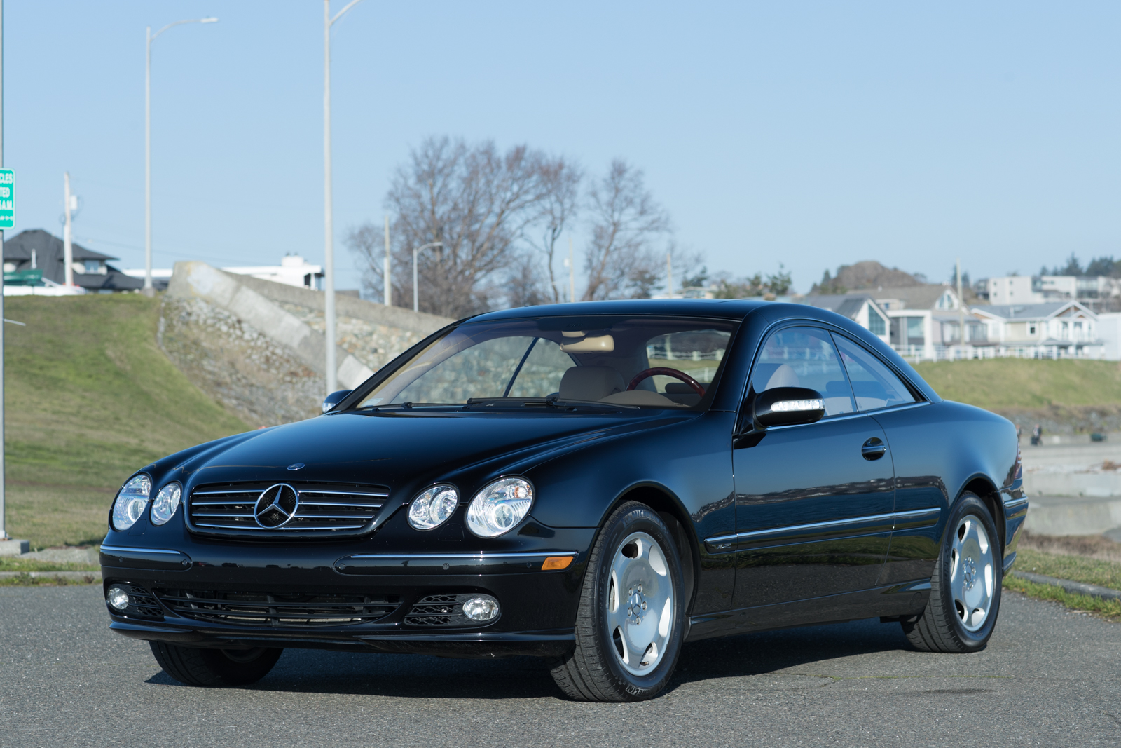 2003 Mercedes-Benz CL600 V12 for sale