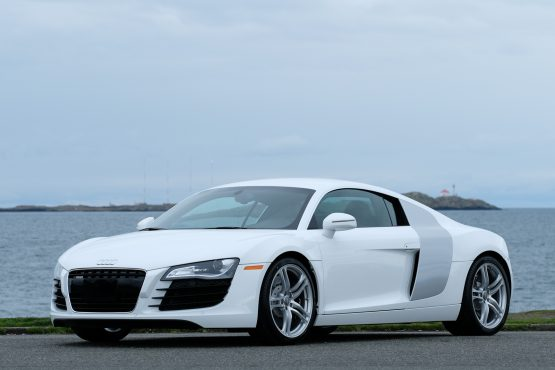 2008 Audi R8 V8 Silver Arrow Cars Victoria