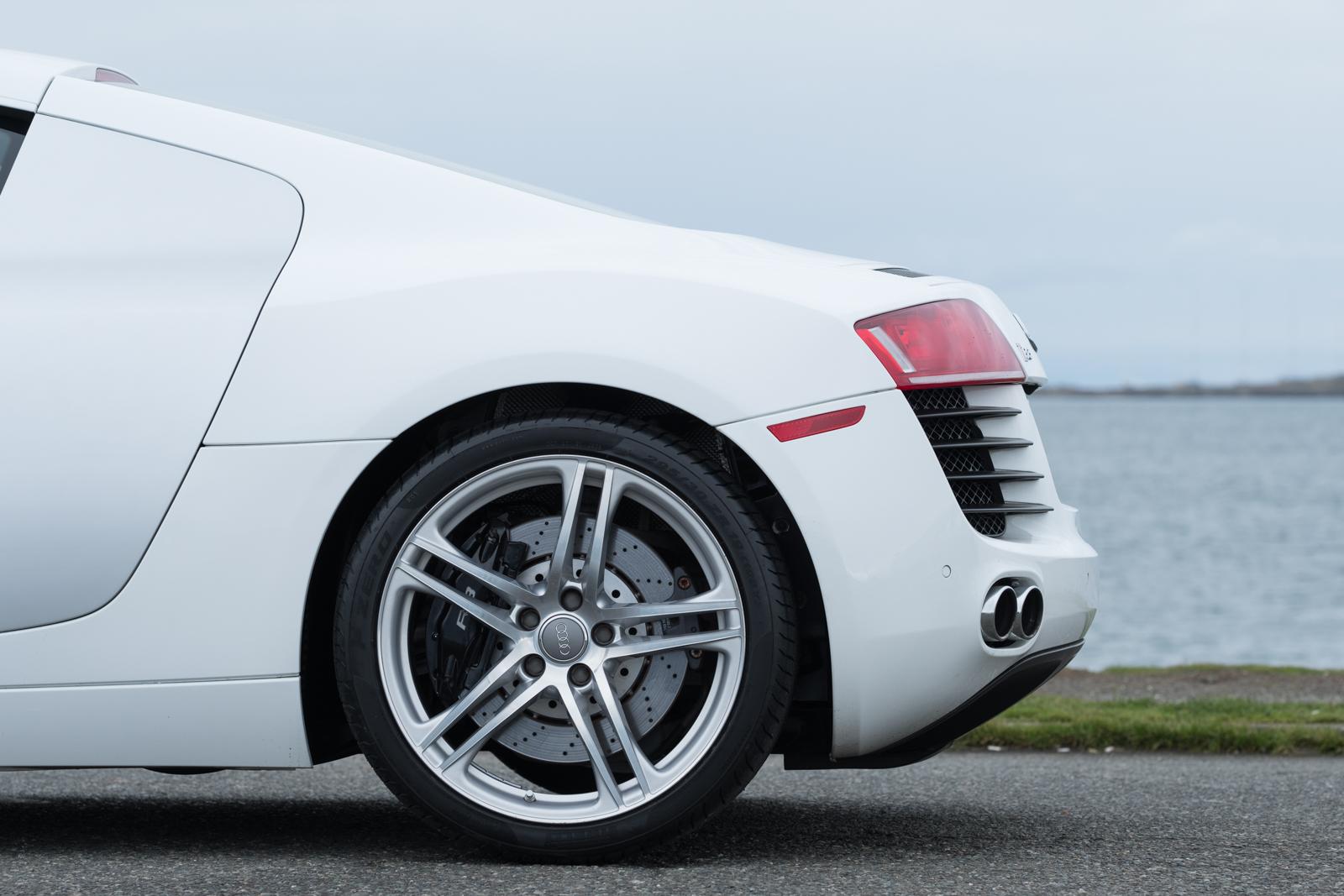 2008 Audi R8 V8 Coupe for sale