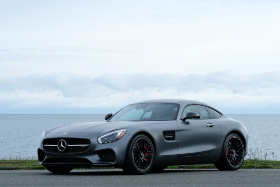 2017 Mercedes-Benz AMG GT S Silver Arrow Victoria