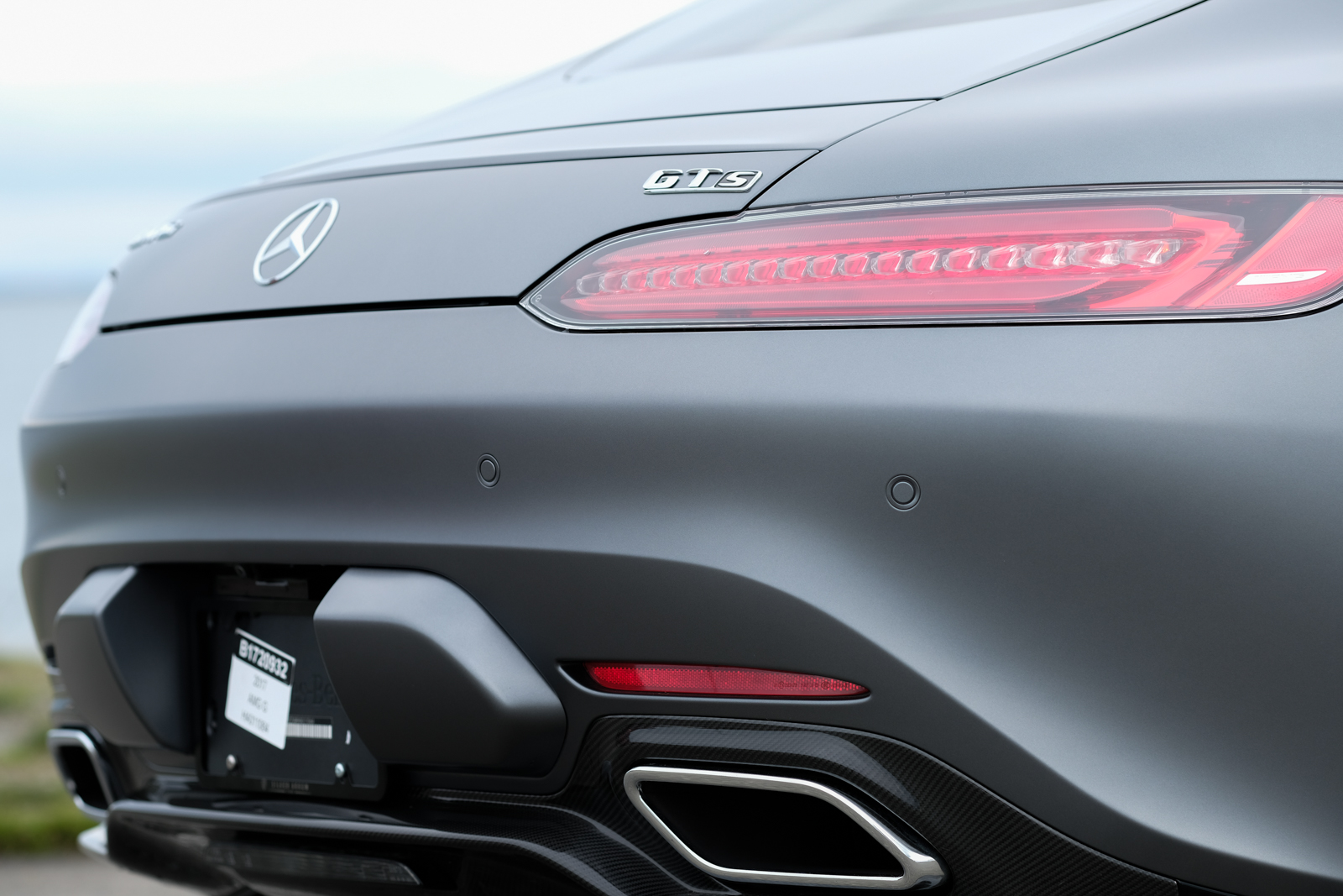 2017 Mercedes-Benz AMG GT S for sale